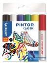 Pintor DIY-tusjer 6 stk. Ass Regular Mix - Medium