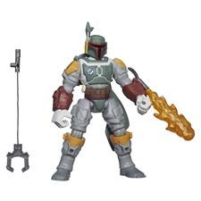 Boba Fett Deluxe-figur, Hero Mashers, Star Wars VII