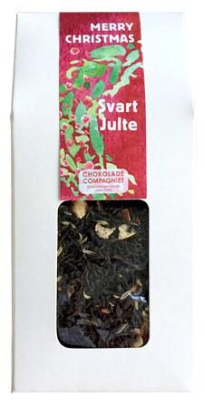Chokolade Compagniet Te Svart Julte 100 g