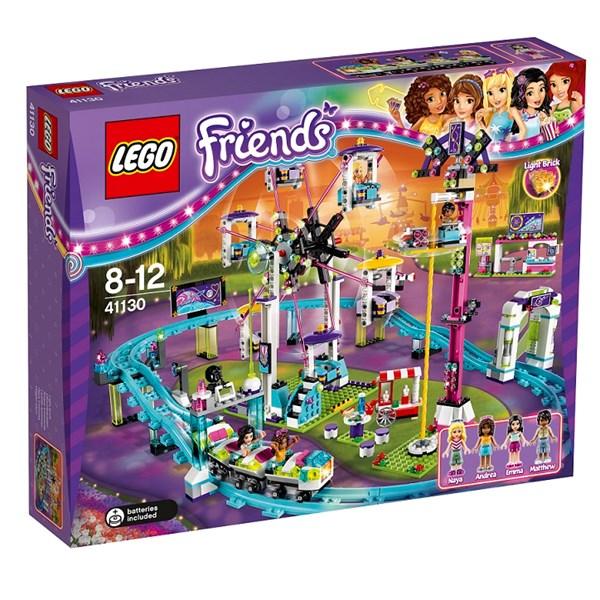 Nöjespark, Berg Och Dalbana, LEGO Friends (41130)
