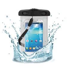 Vanntett veske for smartphones