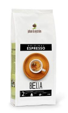 Johan & Nyström Kaffe Espresso Bella Hela Bönor 500 g