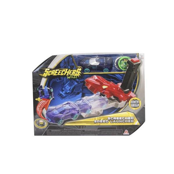 Screechers  Speed Launcher - leksaksbilar & fordon