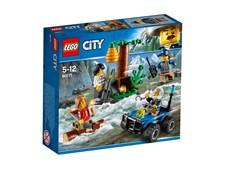 Bergsflykt, LEGO City Police (60171)