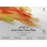Artists' Akvarellblokk Fin Tekstur Winsor & Newton A3