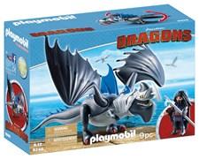 Drago med Panserdragen, Playmobil Dragons (9248)