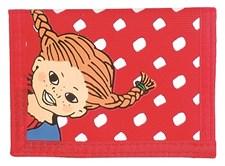 Plånbok Röd, Pippi