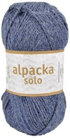 Alpaca Solo 50g Denim (29121)