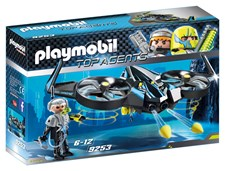 Mega Drone, Playmobil Top Agents (9253)
