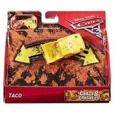 Pullback Diecast, Taco, Cars3