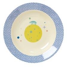 Rice Barnskål D: 20 cm Boys Universe Print
