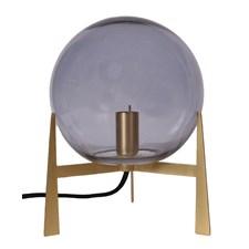 PR Home Milla Bordslampa 28 cm Guld/Smokey