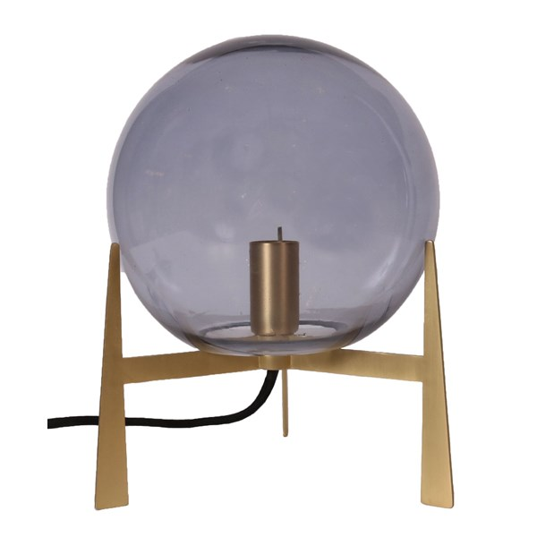 PR Home Milla Bordslampa 28 cm Guld Smokey - bordslampor