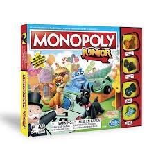 Monopoly Junior NO/DK