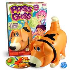 Pass Gas Actionspel