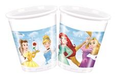 Disney Princess Heartstrong Plastmuggar, 8 st