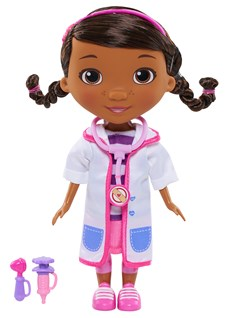 Toy Hospital Doc, Doc McStuffins