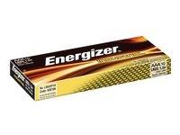 Batteri ENERGIZER Industrial AAA 10/FP