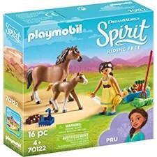 Pru med häst och föl, Playmobil (70122)