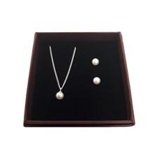Smyckeset Sötvattenpärla Sterling Silver Giftbox