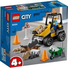 Veiarbeidsbil LEGO® City Great Vehicles (60284)