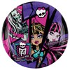 Monster High tallrikar, 8 st