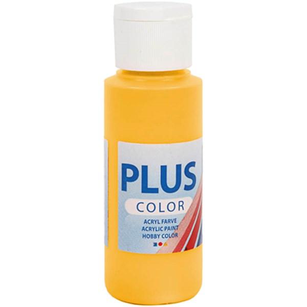 Plus Color hobbymaling, 60 ml