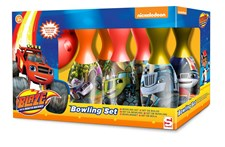 Bowlingsett, Blaze og monstermaskinene