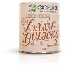 Biofood Lantbuljong 130 g Ekologisk