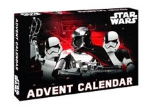 Adventskalender, Accessoarer och Figurer, Star Wars