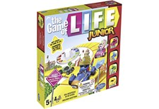 Game of Life Junior SE/FI, Hasbro