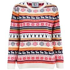 Joulupusero Reindeers & Snowflakes