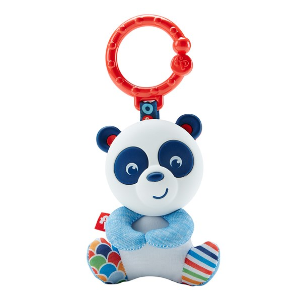 Signature Style Peg, Panda, Fisher-Price
