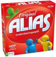 Alias Original, Tactic