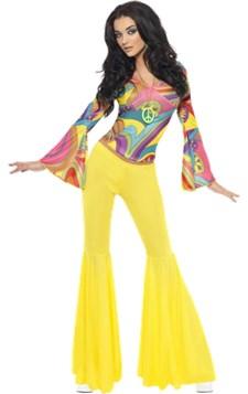Kostyme Fever 70-talls Lekker Babe