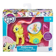 Fluttershy, Spin Along Chariot, My Little Pony