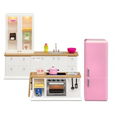 2 sets in 1, Special Edition, Småland Kitchen set, Lundby