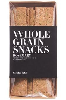 Nicolas Vahé Kex Crunchy Cracker Rosemary 100 g