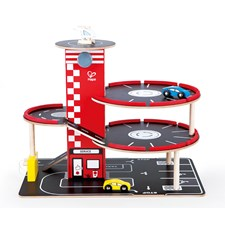 Race Around Garage, Hape