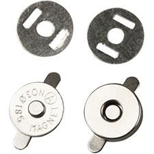 Magneettilukot, halk. 18 mm, 25kpl
