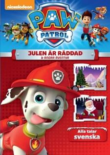 PAW Patrol - Säsong 1: Vol 10 - Julen är räddad