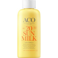 ACO Sol Lotion Spf 20, 200 ml