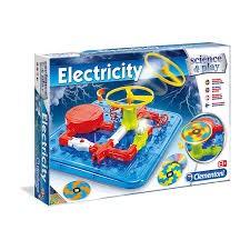 Electricity, Elektroniklabb Clementoni