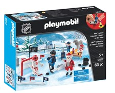 Adventskalender, NHL, Playmobil (9017)