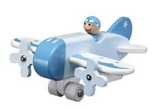 Flygplan,Blå, Kids Concept