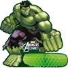 Marvel Avengers, Hulken, Borddekorasjon