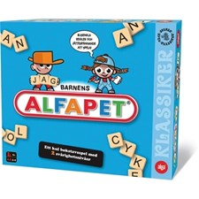 Barnens Alfapet, Alga (SE/FI/NO/DK/EN)