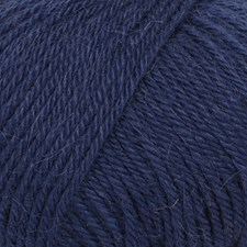 Drops Puna Uni Colour Garn Alpacka 50g Navy Blue 13