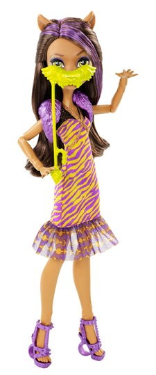 Welcome to Monster High, Clawdeen Wolf, Monster High