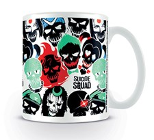 Suicide Squad Kopp Skulls